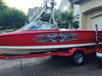 ,,,,,,,,,This is a garage kept 2004 Mastercraft X-9 Its