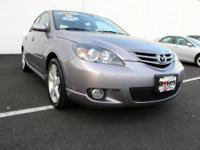 Just In 2004 Mazda 3 Sporty Hatchback 2.3L in-line 4
