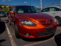 LOW MILES - 62,104! Mazda3 s trim. FUEL EFFICIENT 32