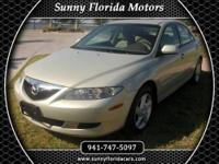 2004 Mazda Mazda6 4 Door Sedan i Our Location is: Sunny