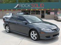 Options Included: N/AThis 2004 Mazda6I Sedan features a