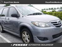 This Mazda is in Excellent overall exterior condition,