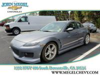 CARFAX 1-Owner, ONLY 22,454 Miles! RX-8 trim.