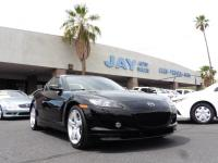 Options:  2004 Mazda Rx-8 4Dr Cpe 6-Spd