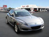 2004 Mazda RX-8 Coupe 4D Our Location is: Royal Kia of
