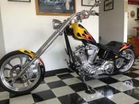 -Just took this beautiful Chopper in on trade and have