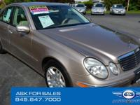 2004 *Mercedes-Benz E-Class E320*      Offered by: 613