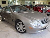 Options:  2004 Mercedes Sl-Class|Low Miles!! Clean
