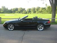 2004 Mercedes Benz SL 500 with Sport Package. CLEAN