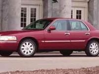 This 2004 Mercury Grand Marquis GS is a real winner