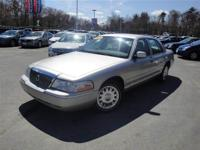 Model: Grand Marquis Make: Mercury Year: 2004 Mileage: