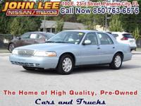 GET A LOW PAYMENT! This 2004 Mercury Grand Marquis LS