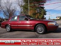 This is one Sharp Mercury Grand Marquis GS!! It was