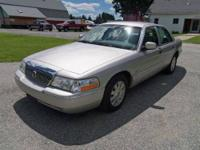 2004 Mercury Grand Marquis Ultimate with only 65,450