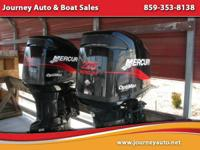 2004 Mercury Marine Outboard Electric motor Parting out