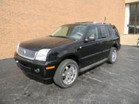 Options Included: N/AThis 2004 Mercury Mountaineer is