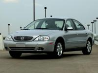 27/20 Highway/City MPG  Mercury 2004 Premium LS Gray