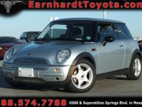 We are pleased to offer you this nice 2004 MINI Cooper