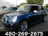you can find this 2004 mini cooper hardtop s and many