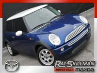 This 2004 MINI Cooper is a great car for those seeking