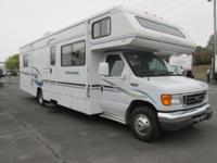 2004 Minnie by Winnebago - model 32G NADA $37,989. List