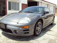 2004 Mitsubishi Eclipse GTS. Has the 6 cyl. With the
