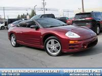 Check out this 2004 Mitsubishi Eclipse GT. Its