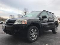 Check out this 2004 Mitsubishi Endeavor Limited. A