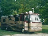 2004 Monaco Camelot M40PST. Experience the luxurious