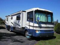 Description 2004 Monaco Knight 38', 18,175 Miles,