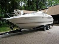2004 Monterey 245 Cruiser Boat is located in