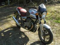 2004 Moto Guzzi Breva 750IE - well maintained, good