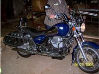 2004 Moto Guzzi Touring EV ll. 2004 Moto Guzzi