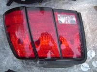 2004 Mustang Tail lights We have here a set of ORIGINAL