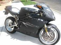 Make: MV Agusta Model: Other Mileage: 3,055 Mi Year: