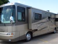 This is a very nice motorhome. It drives smooth and