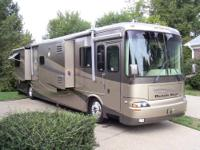 2004 Newmar Dutch Star 4025, 40 foot class A diesel