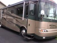 2004 Newmar Diesel Pusher Dutch Star is beautifully