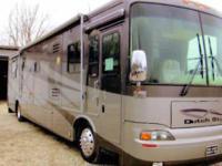 2004 Newmar Dutchstar 4025, Diesel fuel, 39900 miles,