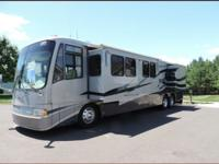 This beautiful 2004 Newmar Mountain Aire 43'