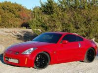 Up for sale here is a nice clean 2004 Nissan 350Z with