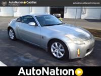 2004 Nissan 350Z. Our Area is: AutoNation Cadillac Port