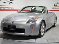 2004 Nissan 350Z Touring Roadster Fresh local trade in