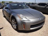 Options:  2004 Nissan 350Z|Introducing The 2004 Nissan
