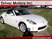 Exterior Color: white, Body: Convertible, Engine: V6