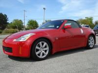 2004 NISSAN 350Z Dual-Stage Frontal Airbags, Front &