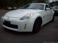 Year: 2004 Make: Nissan Model: 350Z Trim: Track Coupe
