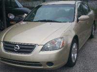 2004 NISSAN ALTIMA S 4 DOOR AUTOMATIC FULLY LOADED