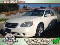 2004 Nissan Altima 4dr Car Our Location is: Dave Solon