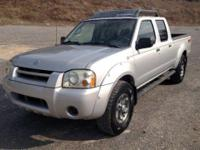 2004 Nissan Frontier 4 Door it has automatic